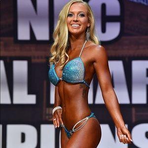 Bikini Competitor Suit